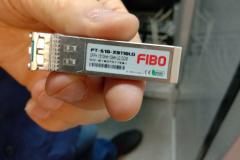 Optic fiber connector
